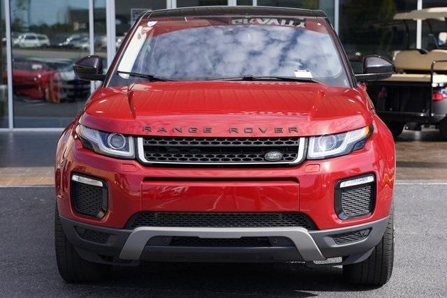 Used 2017 Land Rover Range Rover Evoque SE Premium for sale $32,992 at Gravity Autos Roswell in Roswell GA 30076 6