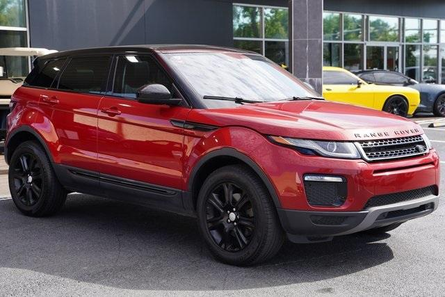 Used 2017 Land Rover Range Rover Evoque SE Premium for sale $32,992 at Gravity Autos Roswell in Roswell GA 30076 7
