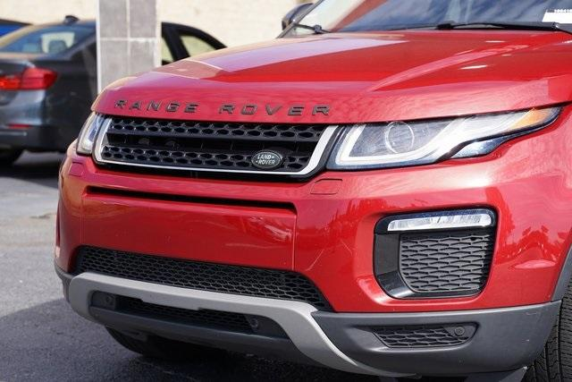 Used 2017 Land Rover Range Rover Evoque SE Premium for sale $32,992 at Gravity Autos Roswell in Roswell GA 30076 9