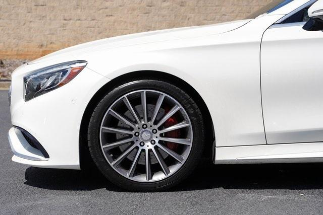 Used 2016 Mercedes-Benz S-Class S 550 for sale Sold at Gravity Autos Roswell in Roswell GA 30076 10
