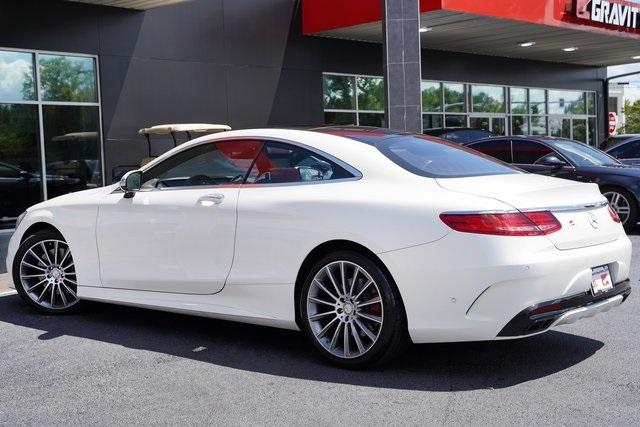 Used 2016 Mercedes-Benz S-Class S 550 for sale Sold at Gravity Autos Roswell in Roswell GA 30076 12