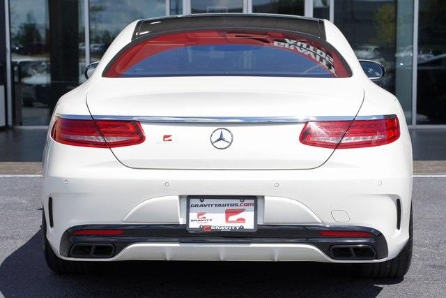 Used 2016 Mercedes-Benz S-Class S 550 for sale Sold at Gravity Autos Roswell in Roswell GA 30076 13