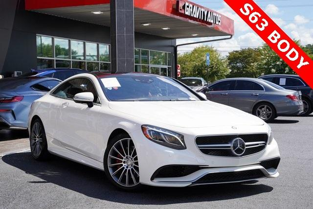 Used 2016 Mercedes-Benz S-Class S 550 for sale Sold at Gravity Autos Roswell in Roswell GA 30076 2