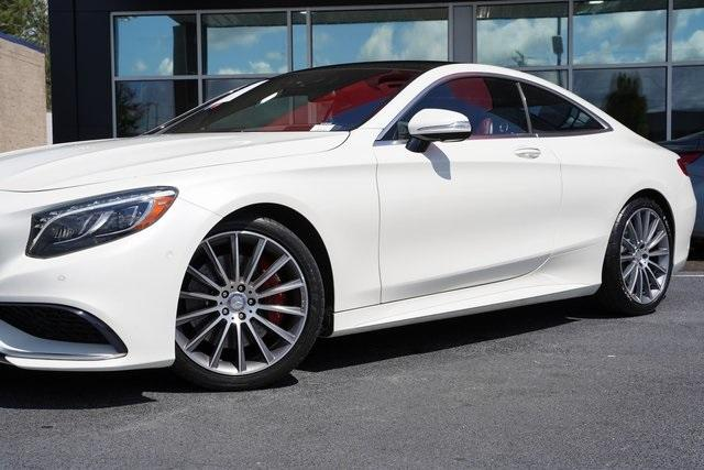 Used 2016 Mercedes-Benz S-Class S 550 for sale Sold at Gravity Autos Roswell in Roswell GA 30076 3