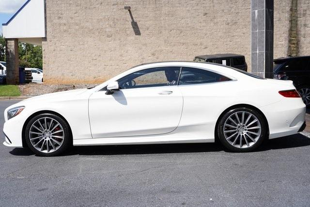 Used 2016 Mercedes-Benz S-Class S 550 for sale Sold at Gravity Autos Roswell in Roswell GA 30076 4