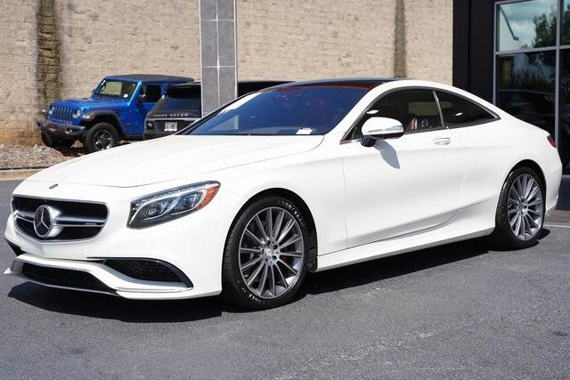Used 2016 Mercedes-Benz S-Class S 550 for sale Sold at Gravity Autos Roswell in Roswell GA 30076 5