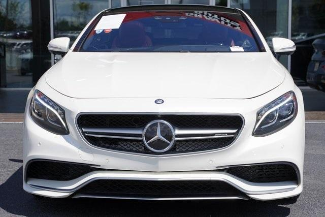 Used 2016 Mercedes-Benz S-Class S 550 for sale Sold at Gravity Autos Roswell in Roswell GA 30076 6