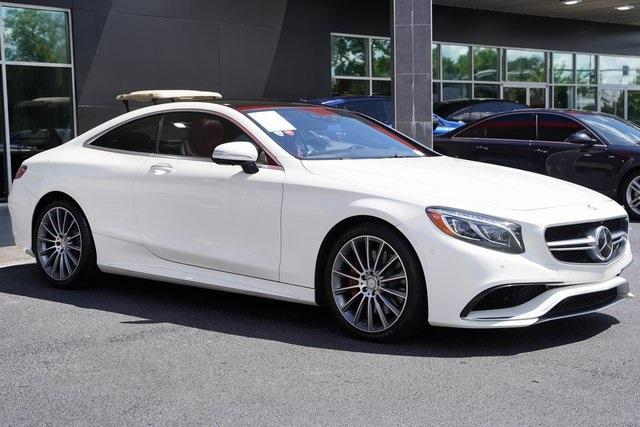 Used 2016 Mercedes-Benz S-Class S 550 for sale Sold at Gravity Autos Roswell in Roswell GA 30076 7