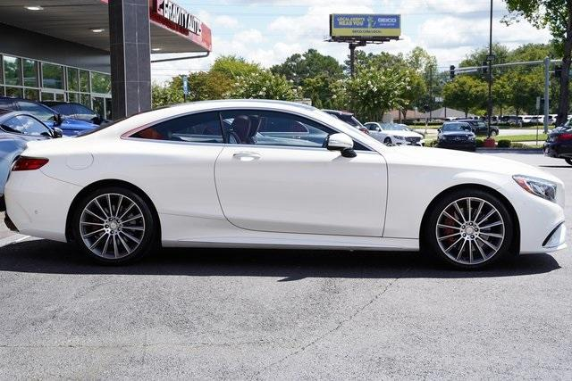 Used 2016 Mercedes-Benz S-Class S 550 for sale Sold at Gravity Autos Roswell in Roswell GA 30076 8