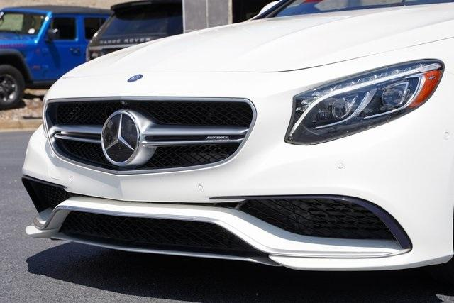 Used 2016 Mercedes-Benz S-Class S 550 for sale Sold at Gravity Autos Roswell in Roswell GA 30076 9