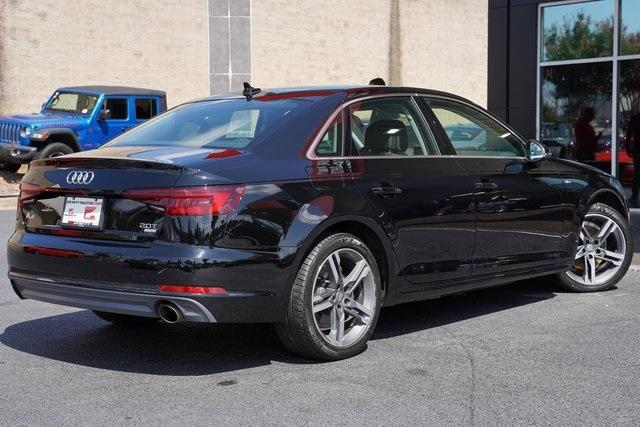 Used 2018 Audi A4 2.0T ultra Premium plus for sale $29,992 at Gravity Autos Roswell in Roswell GA 30076 13