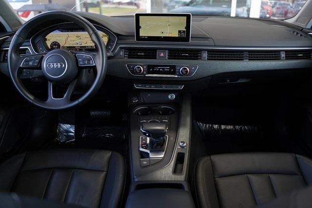 Used 2018 Audi A4 2.0T ultra Premium plus for sale $29,992 at Gravity Autos Roswell in Roswell GA 30076 15