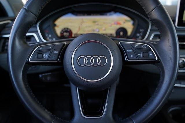 Used 2018 Audi A4 2.0T ultra Premium plus for sale $29,992 at Gravity Autos Roswell in Roswell GA 30076 16