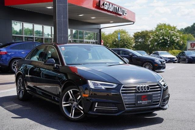 Used 2018 Audi A4 2.0T ultra Premium plus for sale $29,992 at Gravity Autos Roswell in Roswell GA 30076 2