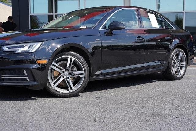 Used 2018 Audi A4 2.0T ultra Premium plus for sale $29,992 at Gravity Autos Roswell in Roswell GA 30076 3