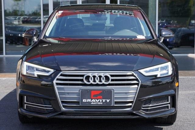 Used 2018 Audi A4 2.0T ultra Premium plus for sale $29,992 at Gravity Autos Roswell in Roswell GA 30076 6