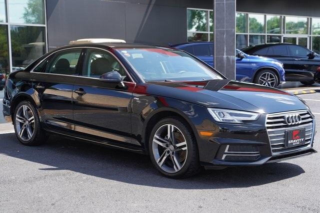 Used 2018 Audi A4 2.0T ultra Premium plus for sale $29,992 at Gravity Autos Roswell in Roswell GA 30076 7