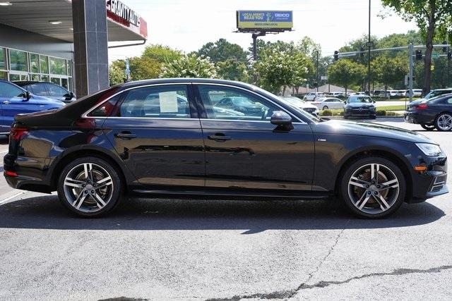 Used 2018 Audi A4 2.0T ultra Premium plus for sale $29,992 at Gravity Autos Roswell in Roswell GA 30076 8
