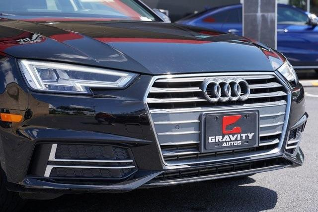 Used 2018 Audi A4 2.0T ultra Premium plus for sale $29,992 at Gravity Autos Roswell in Roswell GA 30076 9