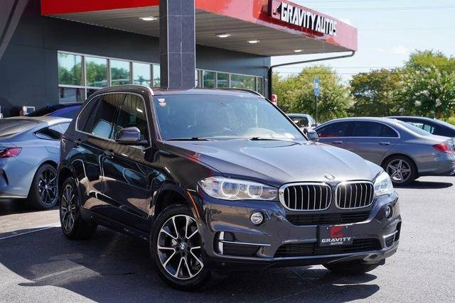 Used 2017 BMW X5 xDrive35i for sale $34,992 at Gravity Autos Roswell in Roswell GA 30076 2