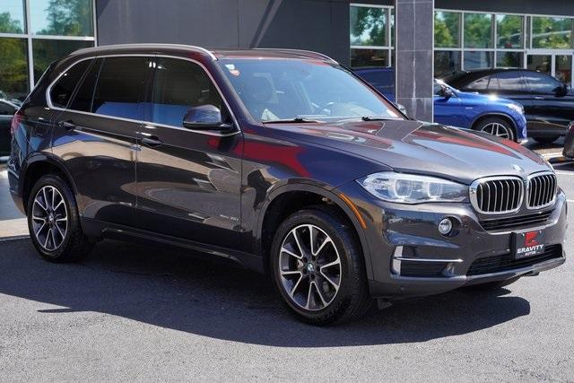 Used 2017 BMW X5 xDrive35i for sale $34,992 at Gravity Autos Roswell in Roswell GA 30076 7