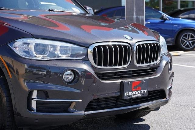 Used 2017 BMW X5 xDrive35i for sale $34,992 at Gravity Autos Roswell in Roswell GA 30076 9