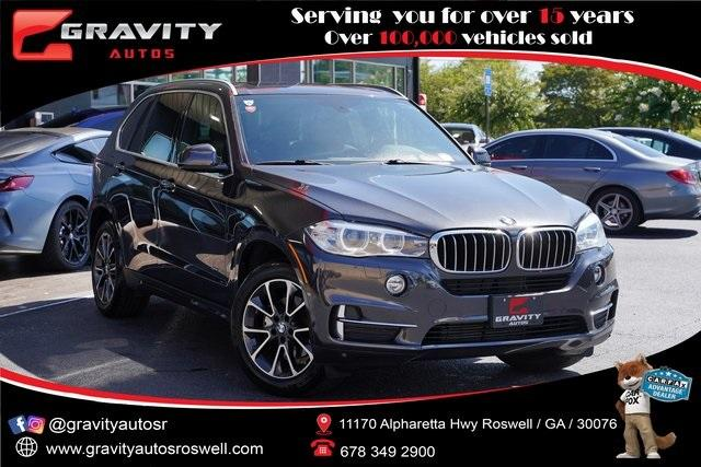 Used 2017 BMW X5 xDrive35i for sale $34,992 at Gravity Autos Roswell in Roswell GA 30076 1