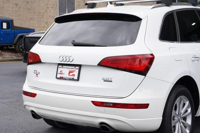 Used 2016 Audi Q5 2.0T Premium for sale $23,992 at Gravity Autos Roswell in Roswell GA 30076 14