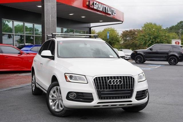 Used 2016 Audi Q5 2.0T Premium for sale $23,992 at Gravity Autos Roswell in Roswell GA 30076 2