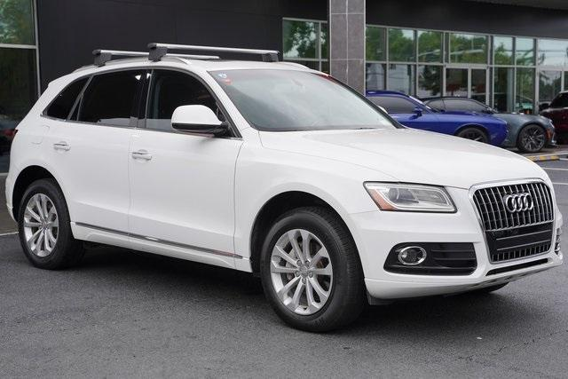 Used 2016 Audi Q5 2.0T Premium for sale $23,992 at Gravity Autos Roswell in Roswell GA 30076 7