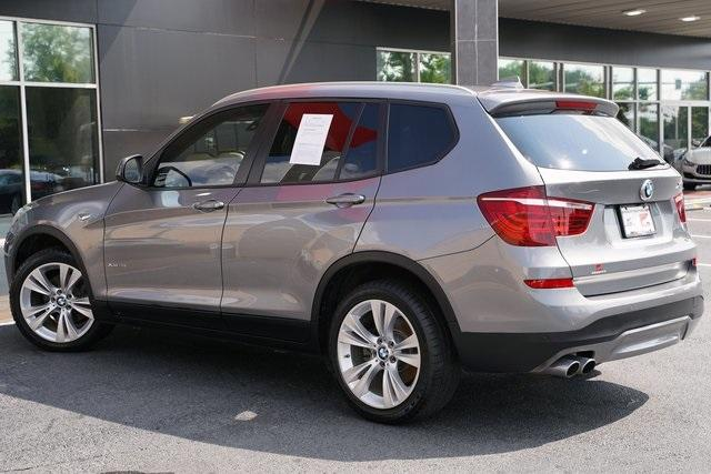 Used 2016 BMW X3 xDrive28i for sale $26,992 at Gravity Autos Roswell in Roswell GA 30076 11