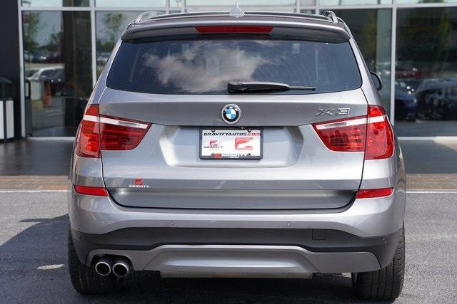 Used 2016 BMW X3 xDrive28i for sale $26,992 at Gravity Autos Roswell in Roswell GA 30076 12