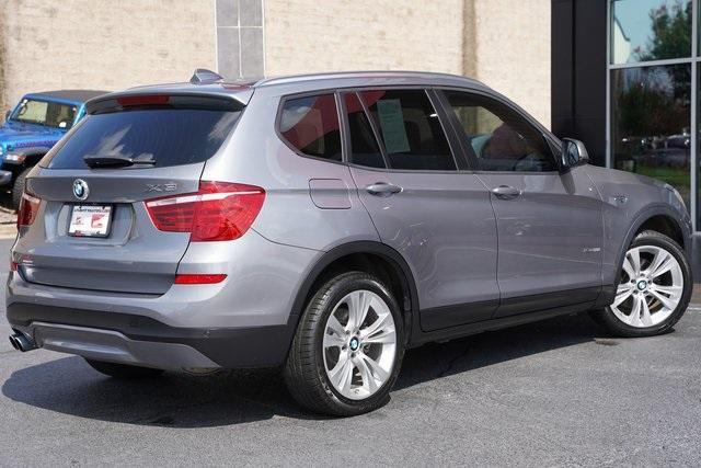 Used 2016 BMW X3 xDrive28i for sale $26,992 at Gravity Autos Roswell in Roswell GA 30076 13