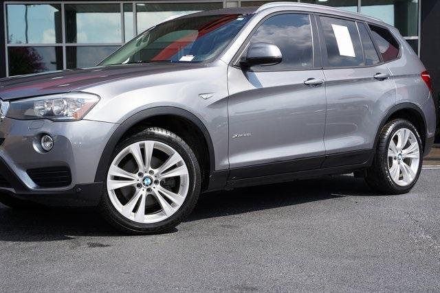 Used 2016 BMW X3 xDrive28i for sale $26,992 at Gravity Autos Roswell in Roswell GA 30076 3