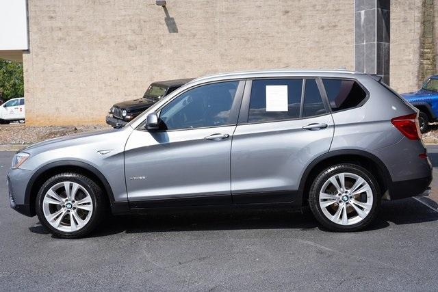 Used 2016 BMW X3 xDrive28i for sale $26,992 at Gravity Autos Roswell in Roswell GA 30076 4