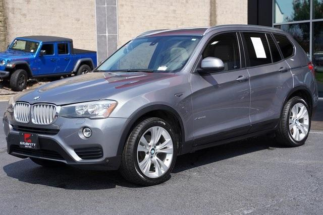 Used 2016 BMW X3 xDrive28i for sale $26,992 at Gravity Autos Roswell in Roswell GA 30076 5