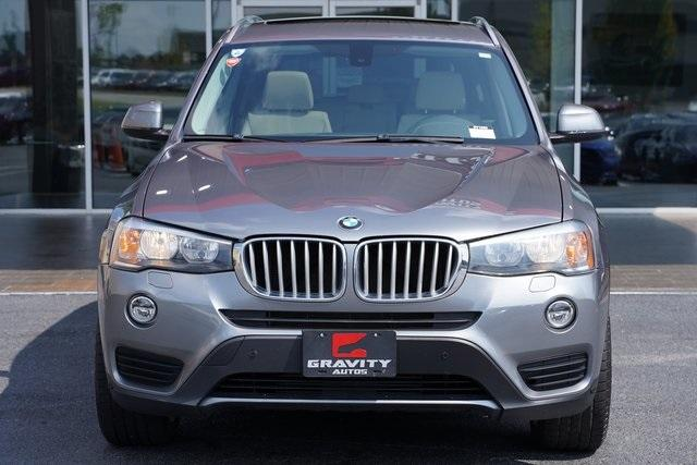 Used 2016 BMW X3 xDrive28i for sale $26,992 at Gravity Autos Roswell in Roswell GA 30076 6
