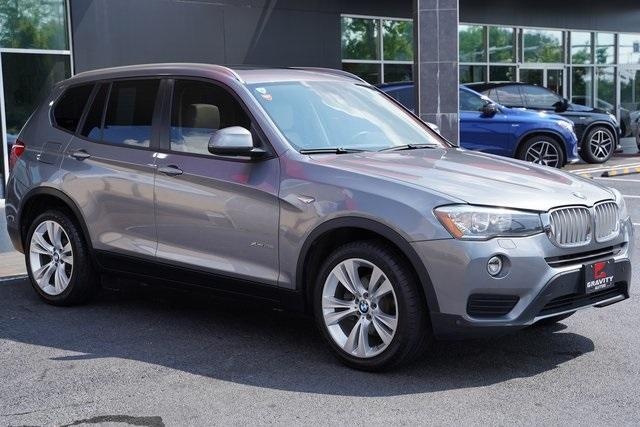 Used 2016 BMW X3 xDrive28i for sale $26,992 at Gravity Autos Roswell in Roswell GA 30076 7