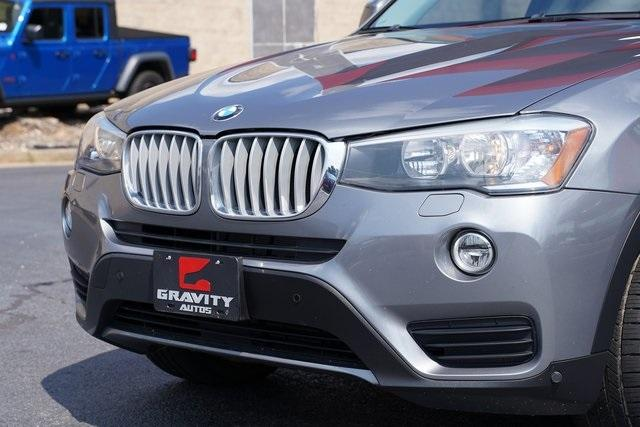 Used 2016 BMW X3 xDrive28i for sale $26,992 at Gravity Autos Roswell in Roswell GA 30076 9