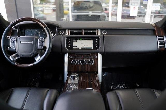 Used 2016 Land Rover Range Rover 3.0L V6 Turbocharged Diesel Td6 for sale $46,992 at Gravity Autos Roswell in Roswell GA 30076 15