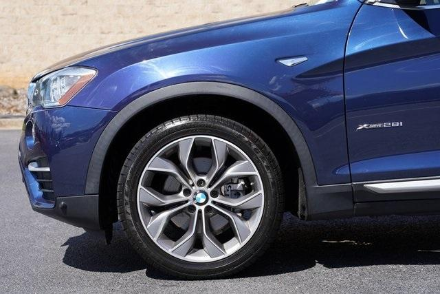 Used 2016 BMW X4 xDrive28i for sale $30,982 at Gravity Autos Roswell in Roswell GA 30076 10