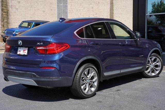 Used 2016 BMW X4 xDrive28i for sale $30,982 at Gravity Autos Roswell in Roswell GA 30076 13