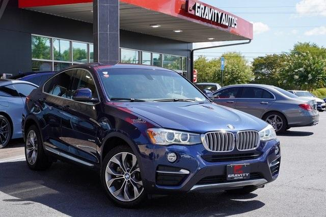 Used 2016 BMW X4 xDrive28i for sale $30,982 at Gravity Autos Roswell in Roswell GA 30076 2