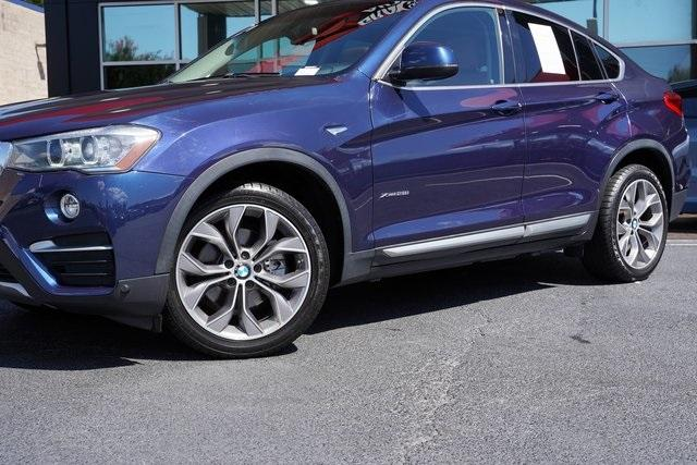 Used 2016 BMW X4 xDrive28i for sale $30,982 at Gravity Autos Roswell in Roswell GA 30076 3