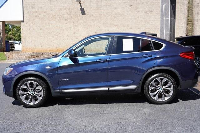 Used 2016 BMW X4 xDrive28i for sale $30,982 at Gravity Autos Roswell in Roswell GA 30076 4