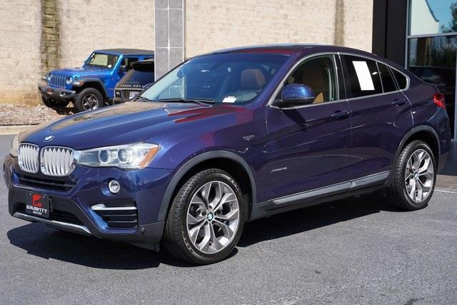 Used 2016 BMW X4 xDrive28i for sale $30,982 at Gravity Autos Roswell in Roswell GA 30076 5