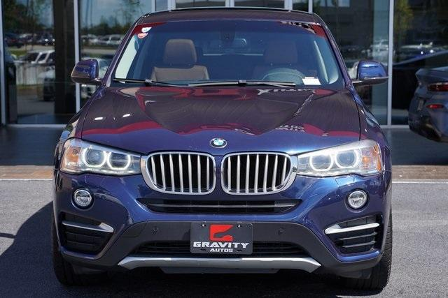 Used 2016 BMW X4 xDrive28i for sale $30,982 at Gravity Autos Roswell in Roswell GA 30076 6
