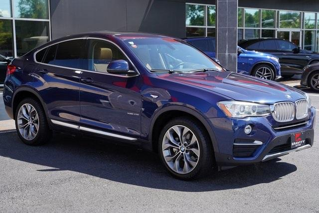 Used 2016 BMW X4 xDrive28i for sale $30,982 at Gravity Autos Roswell in Roswell GA 30076 7
