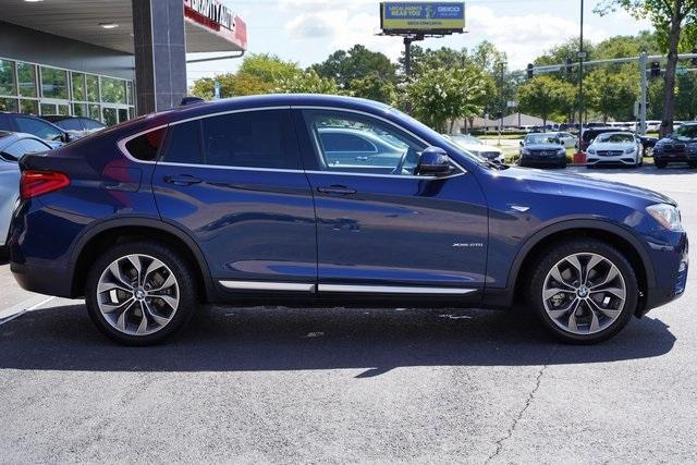 Used 2016 BMW X4 xDrive28i for sale $30,982 at Gravity Autos Roswell in Roswell GA 30076 8