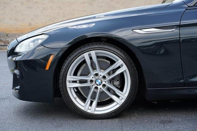 Used 2015 BMW 6 Series 640i Gran Coupe for sale $35,992 at Gravity Autos Roswell in Roswell GA 30076 10